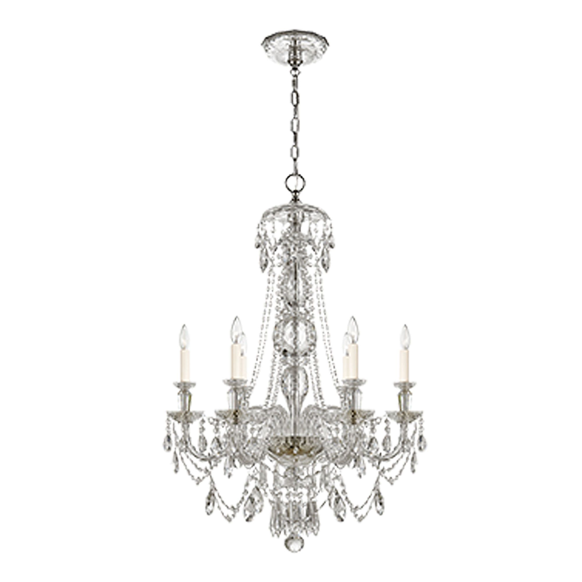Daniela Crystal Chandelier Lighting Fixtures Lighting