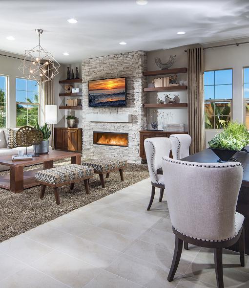 Pacifica San Juan homes represent true Southern California