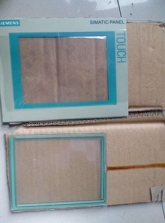 Protective Film New Siemens 6AV6642-0BA01-1AX0 Touch Screen Glass