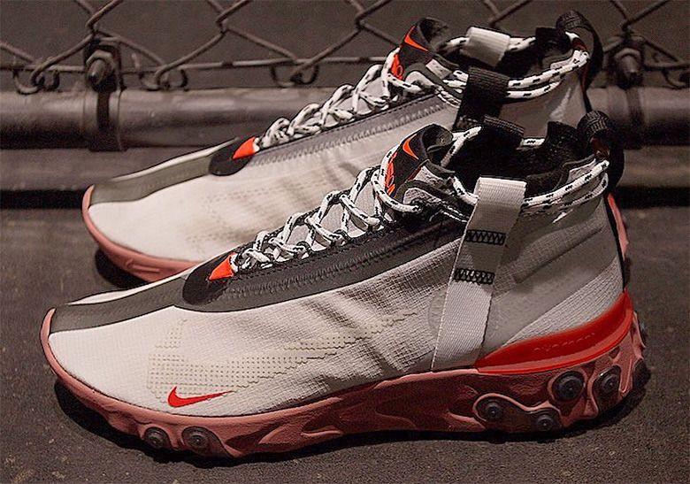 4322b6fd105c Nike ISPA React LW WR Mid via SneakerNews.com More on RHB RBS ...