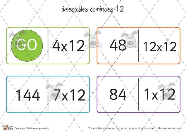 1000+ ideas about Times Tables Games Ks2 su Pinterest | Trucchi di ...