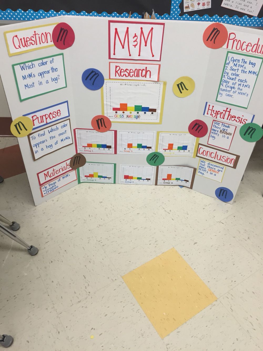 images of science fair projects