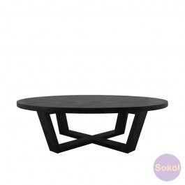 Round Coffee Table - add round cushions to sit on