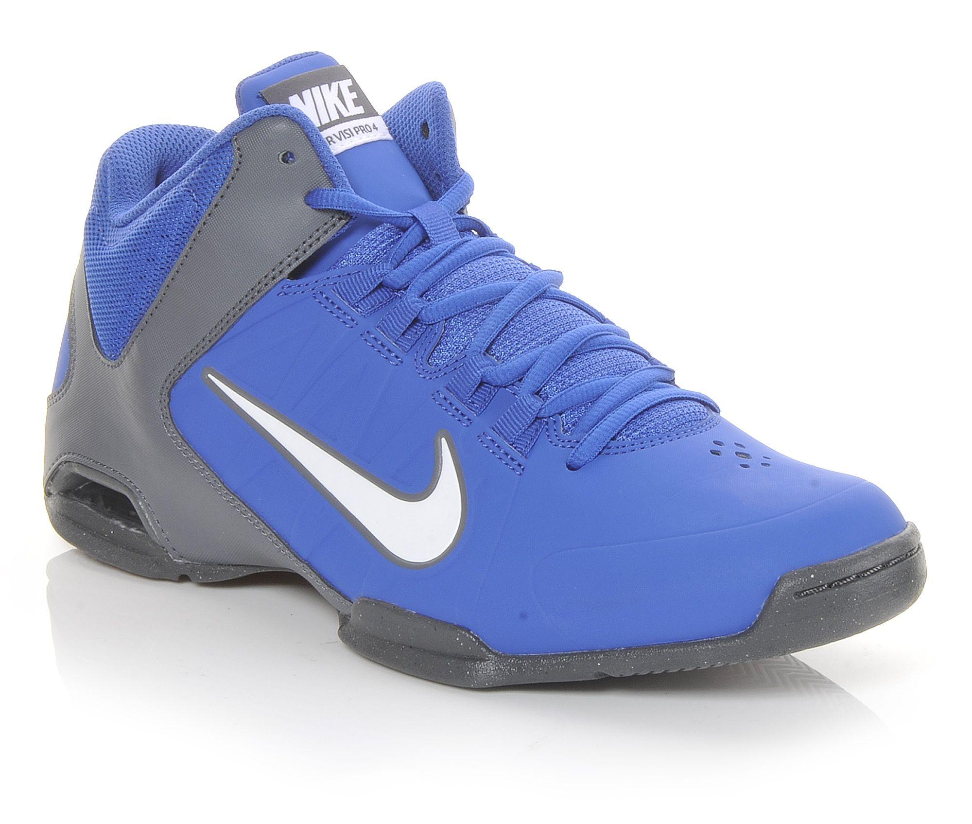 Men's Nike Air Visi Pro IV Roy/Wht/Gry