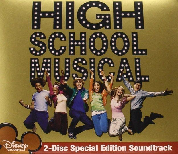 """This Two-Disc Special Edition Soundtrack (even though you already had the karaoke series): 