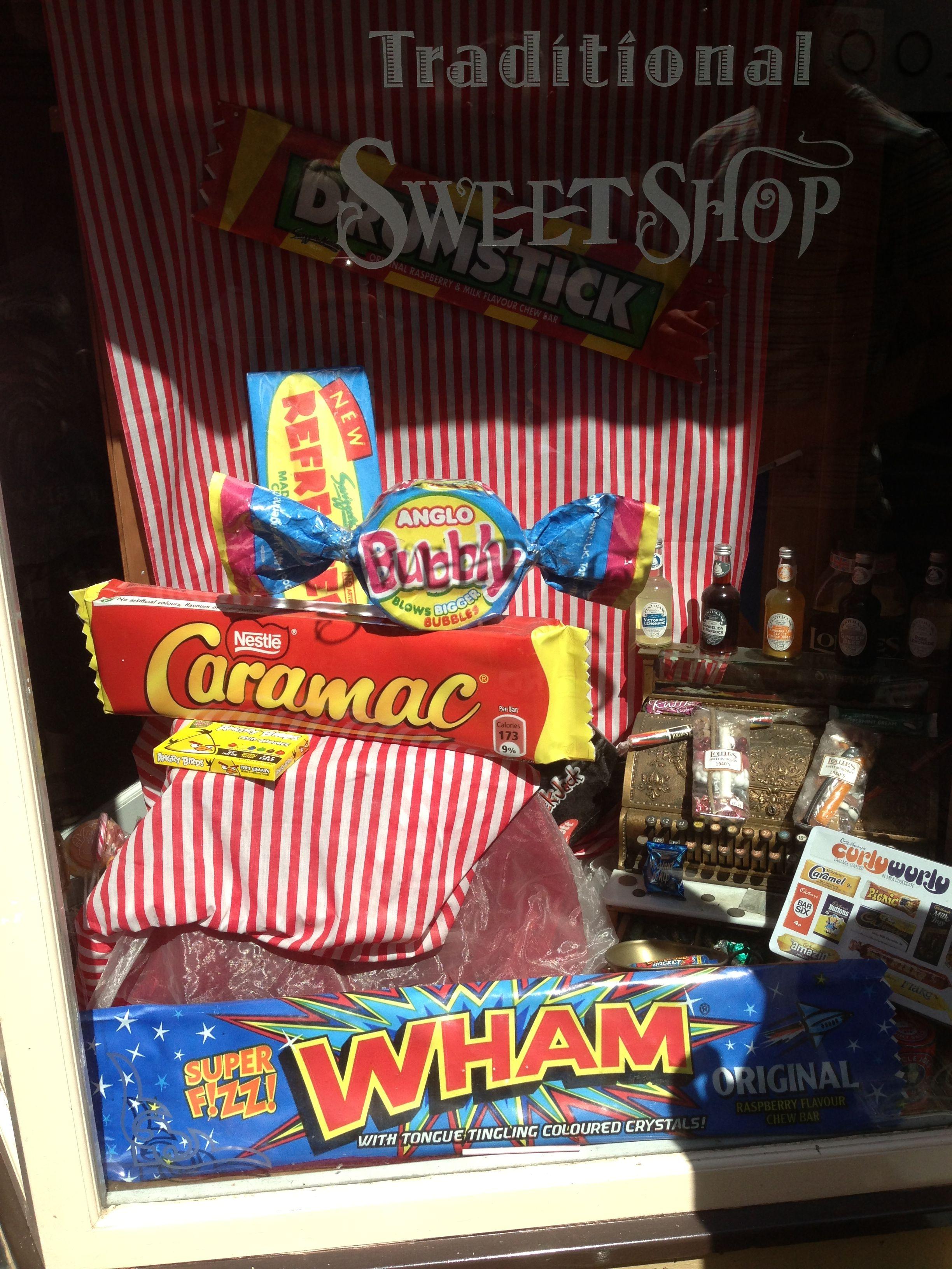 Vintage sweet shop www.aline-properties.co.uk