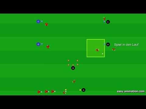 Felder Rondo 2 Youtube Fussball Pass Und Schuss Ubungen
