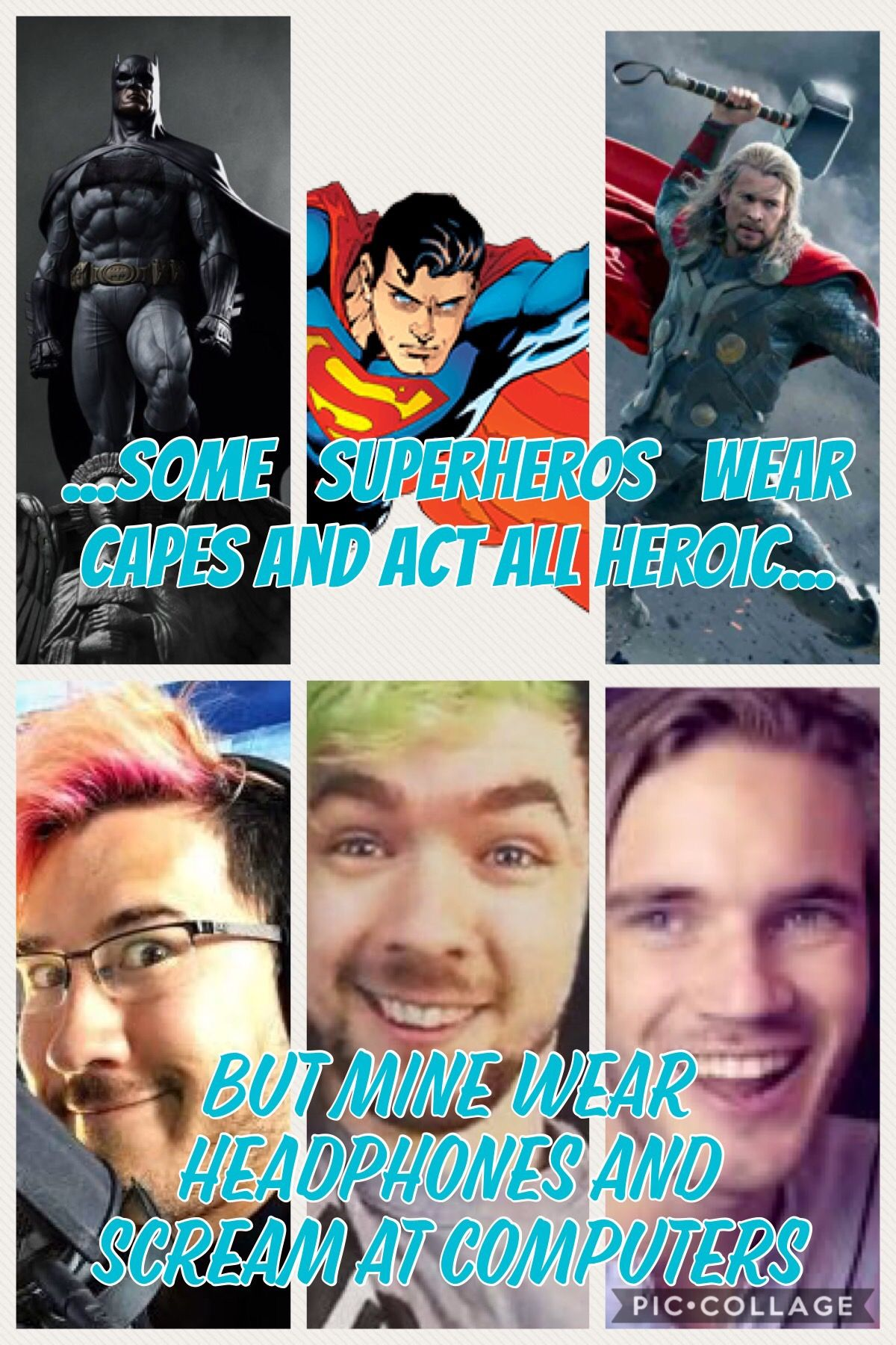 ❤️❤️❤️ Thank you guys for being my heroes
