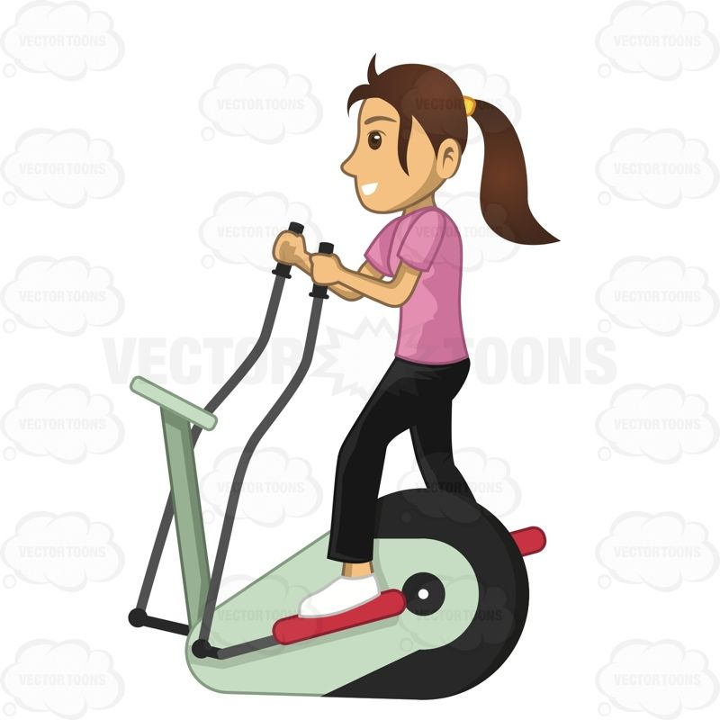 31+ Person working out clipart information