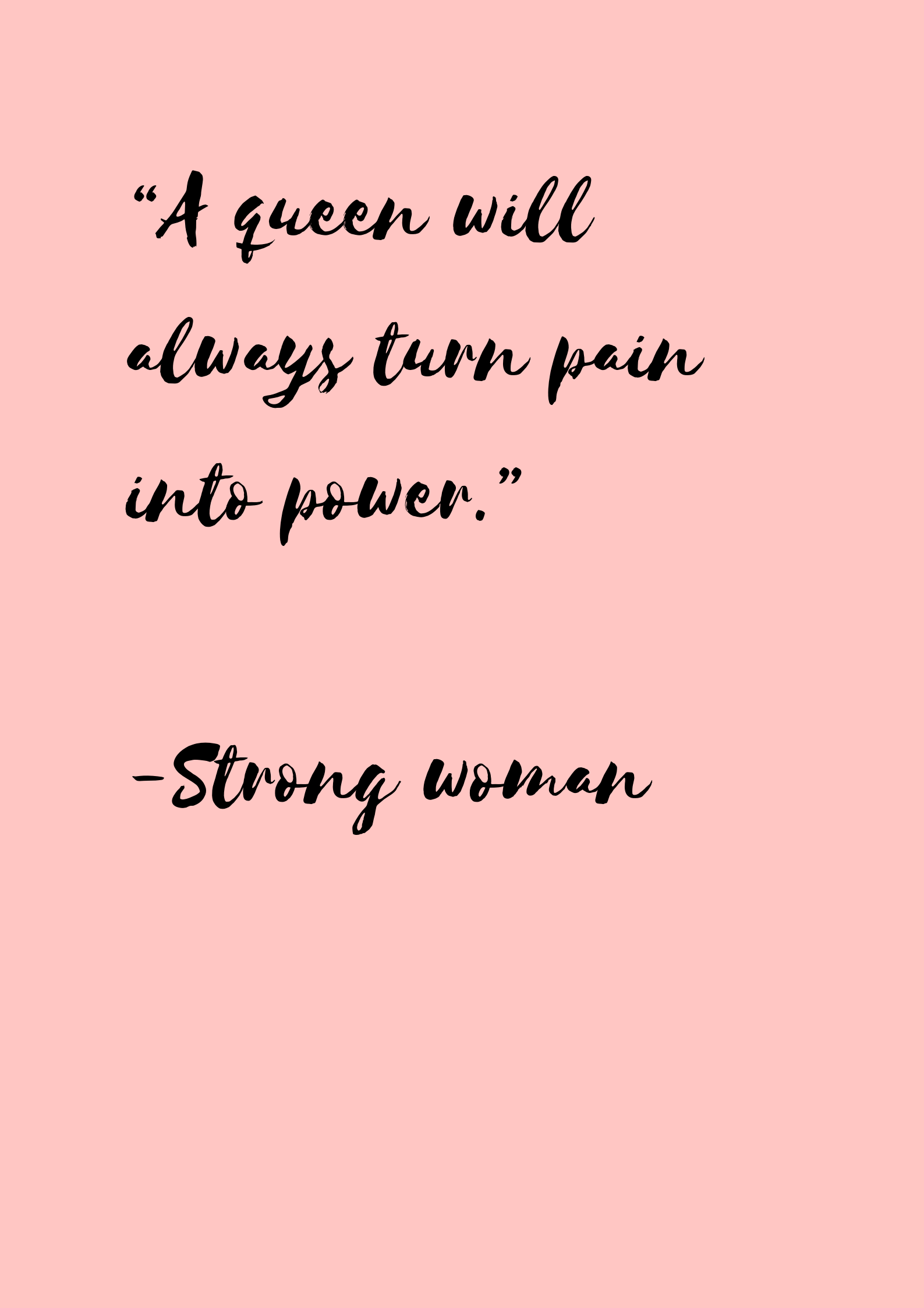 43 Strong Woman Quotes Strong Women Quotes Woman Quotes Cancer Quotes
