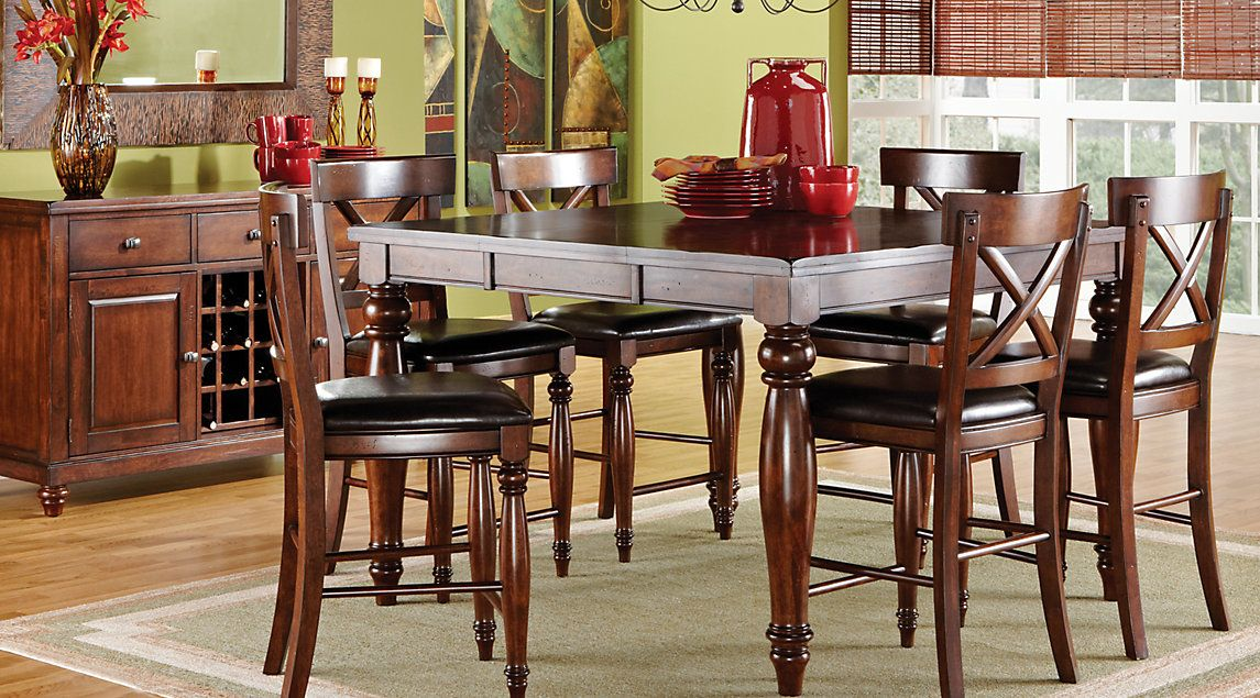 8181f21ab3d3c Affordable Counter Height Dining Room Sets - Rooms To Go Furniture ...