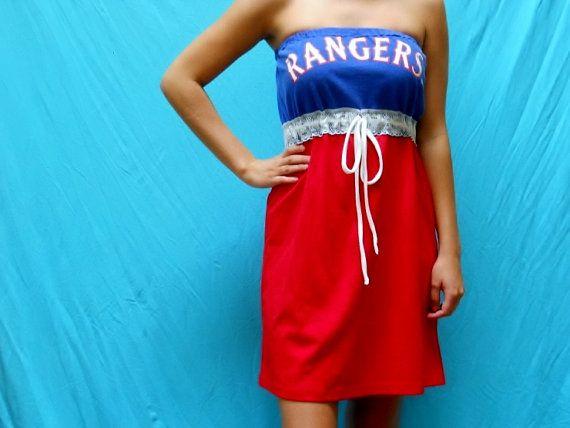 Texas Rangers Game Day Dress Gameday Dress Texas Rangers Game Dresses