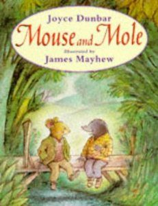 Mouse and Mole book - merrilymerrily.ca