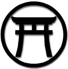 shinto symbol | Religion | Symbols, Religion, Logos