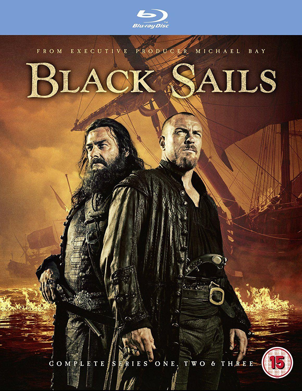 Black Sails Season 13 [Bluray] Sailing