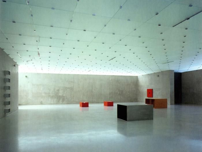 Peter zumthor kunsthaus bregenz the art museum of for Interior design osterreich