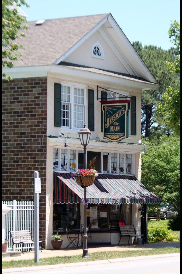Main Street My home, Outdoor decor, Towns