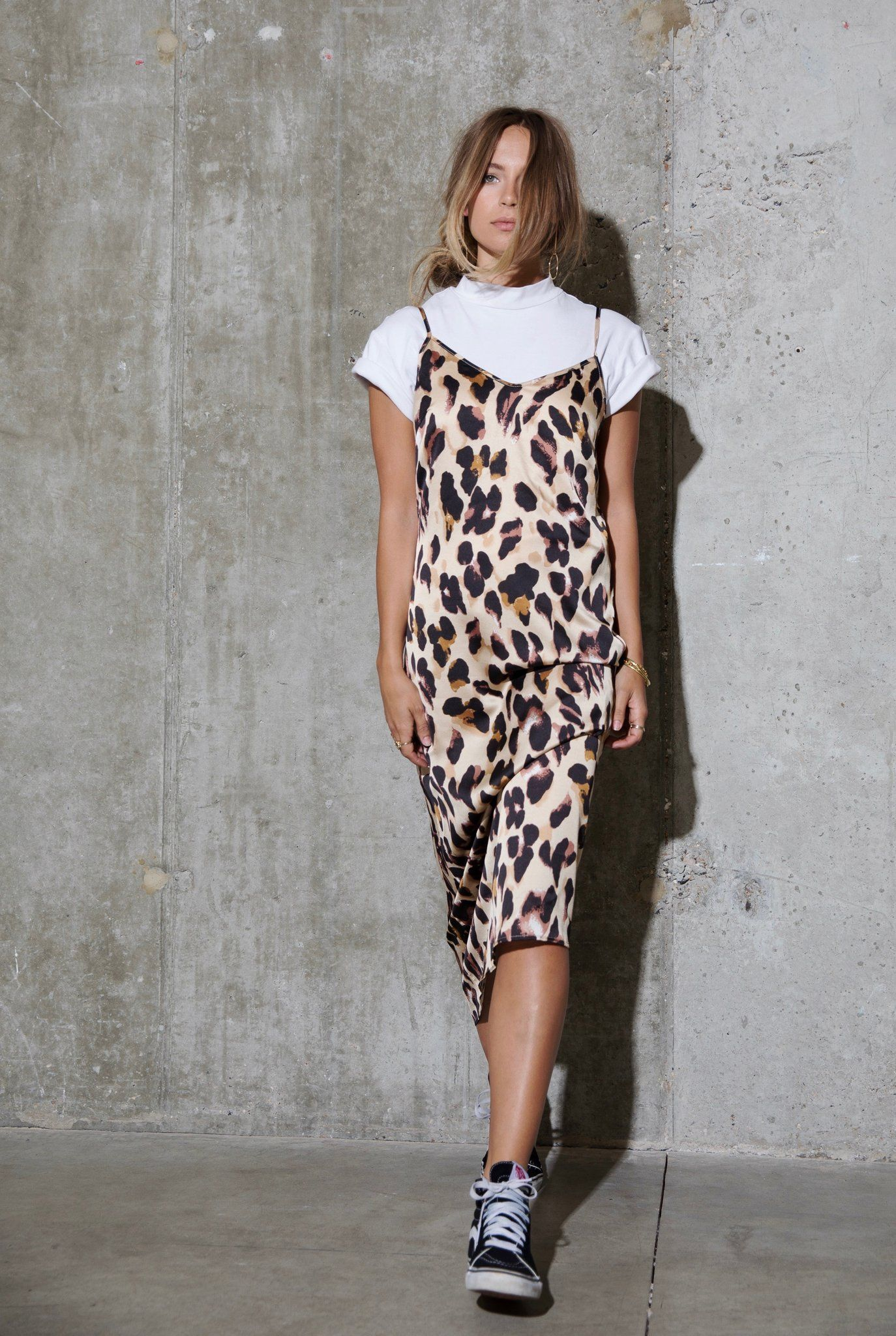 890d95abbe Patti Slip Dress Leopard – Never Fully Dressed