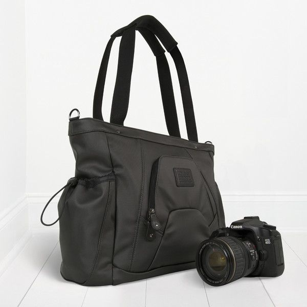 Tote & Shoot (Black) -- by Shootsac
