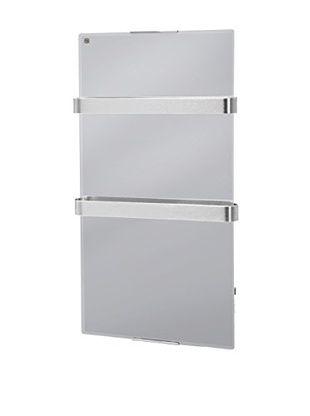 Purline Handtuchhalter ZAFIR V600T LUX silberfarben Badezimmer - regale für badezimmer
