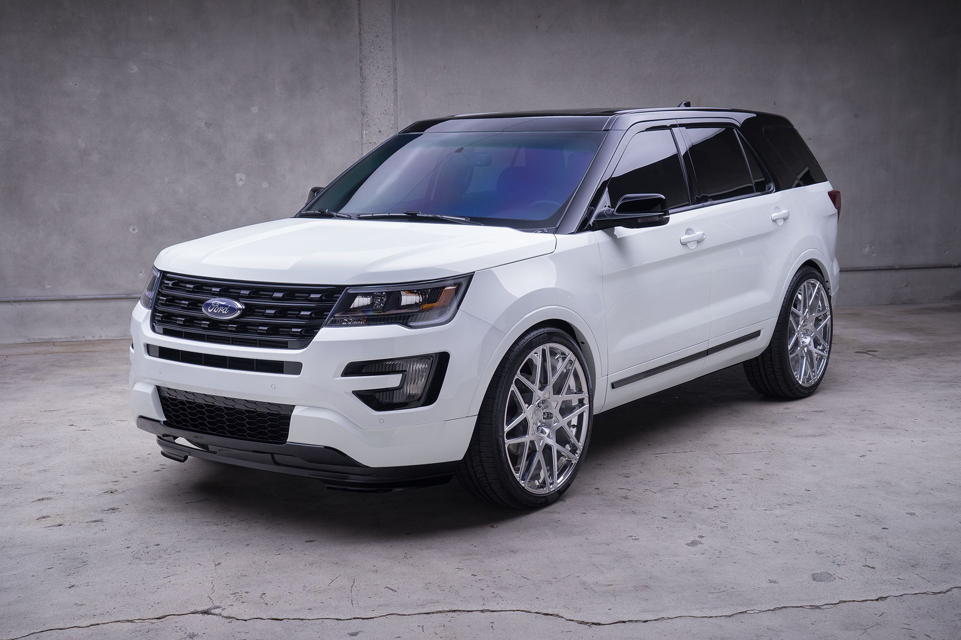 2018 Ford Explorer Rumors Better Adventure In A Redesign Model