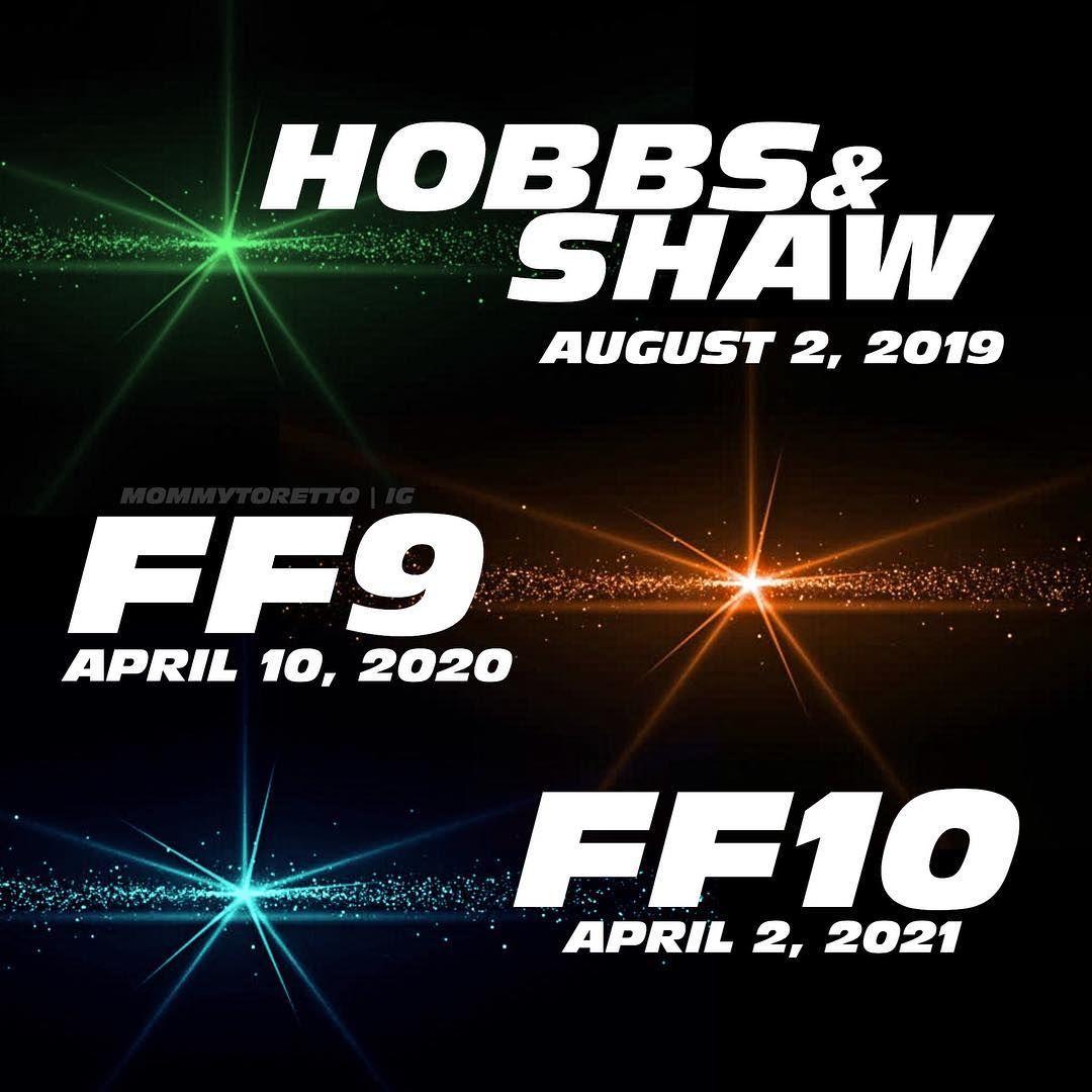 Форсаж 10 | Fast & Furious 10 (2021)