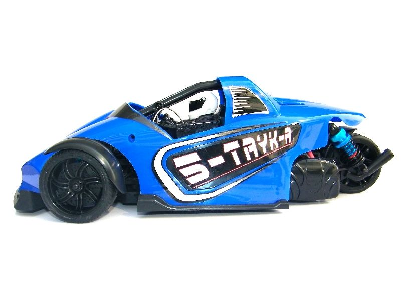 Redcat Racing STRYKR OnRoad RC Car with belt drive and 3 wheels