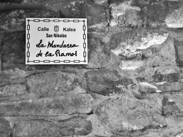 Adoquines y Losetas.: La Mandarra de la Ramos