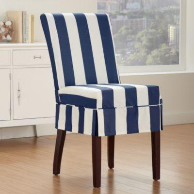 SureFitTM Cabana Parson Chair Slipcover