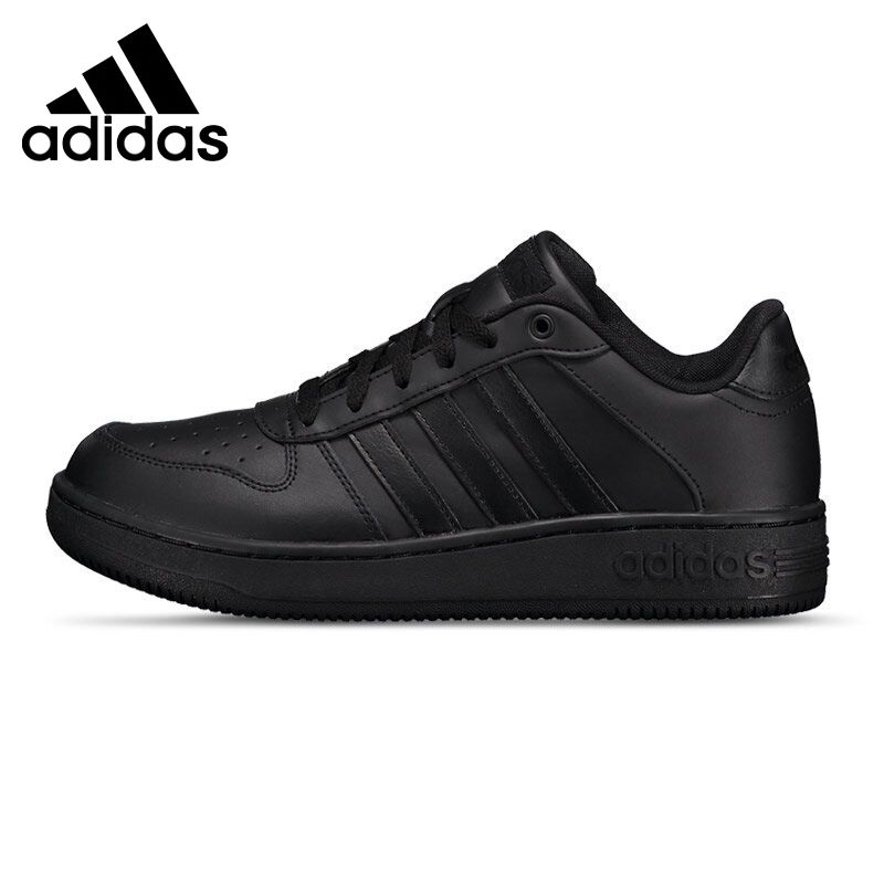best service 28526 6740d Original New Arrival Adidas NEO Mens Plain Skateboarding Shoes Sneakers  free shipping