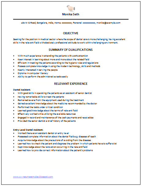 latest medical assistant with experience resume sample - Medical Assistant Resumes Templates