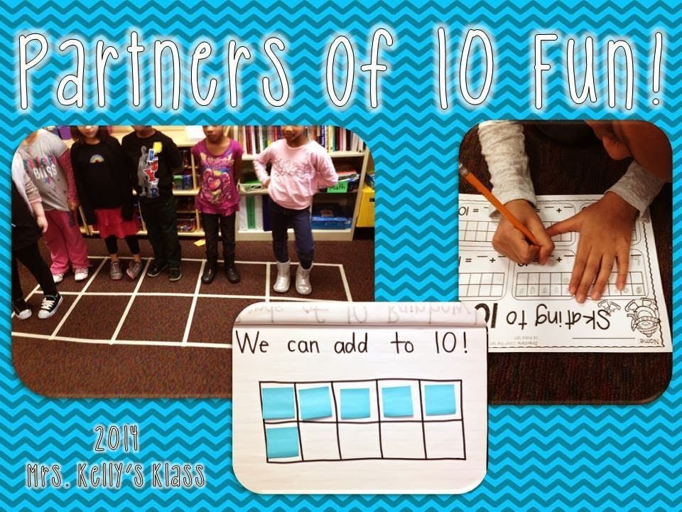 Ideas for adding to 10! | KinderLand Collaborative | Pinterest ...