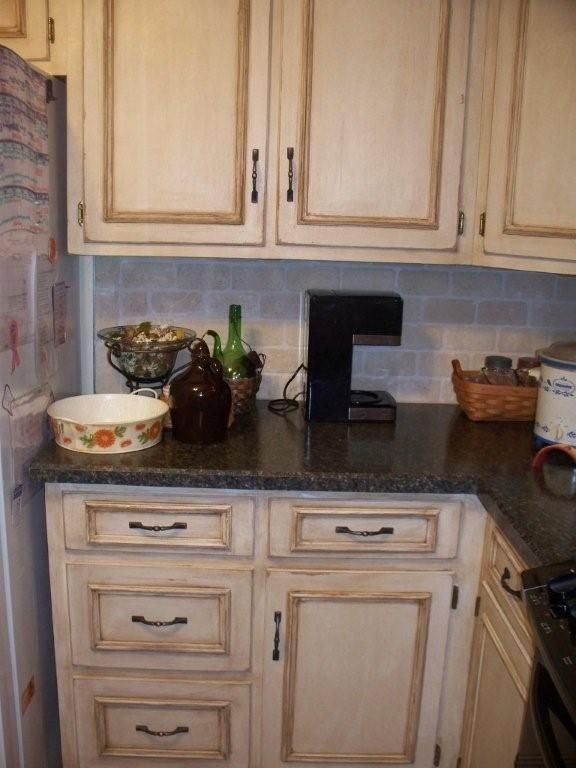 Do It Yourself Distressed Kitchen Cabinets …  Pinteres… New Distressed Kitchen Cabinets Design Decoration