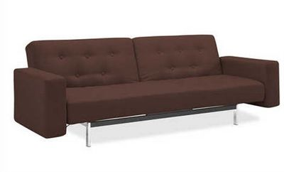 comet convertible sofa bed click clack by lifestyle solutions rh pinterest com