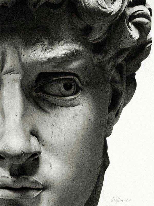 ##lazanzara La forza di una persona è l'intensità di un suo sguardo...