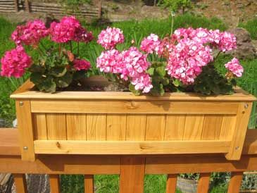 Window Boxes For Deck Railings Deck Rail Plante R Deck 400 x 300