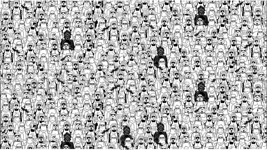 wars panda bear - photo #33