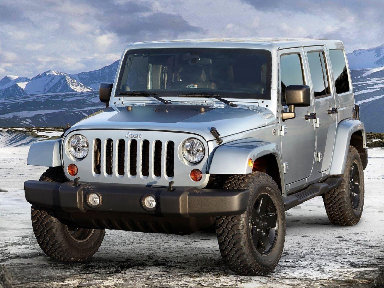 Jeep Marka Wrangler Arctic 2012 Model Araba Duvar Kağıdı Jeep Araba Duvar Kağıdı