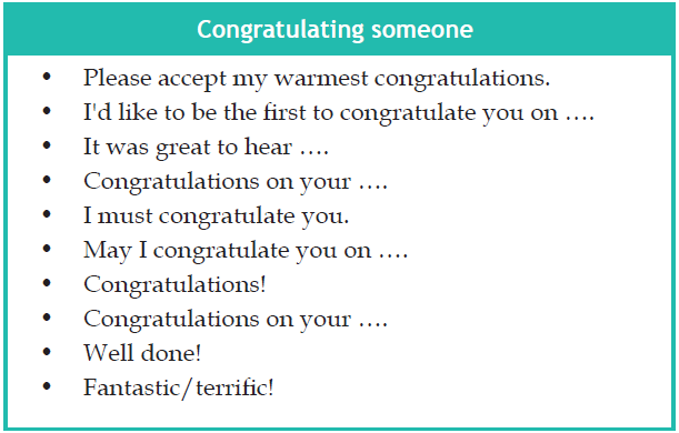 Dialog Singkat Bahasa Inggris 4, 3, dan 2 Orang   Arti: Congratulation