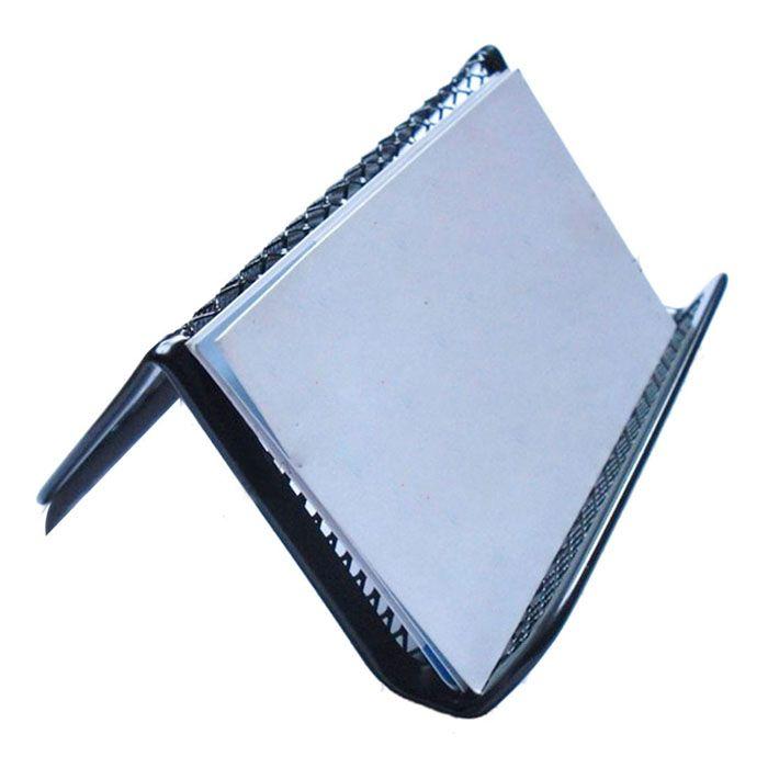 Wallet Men Front Desk Desktop Metal Business Card Holder Card Bank ...