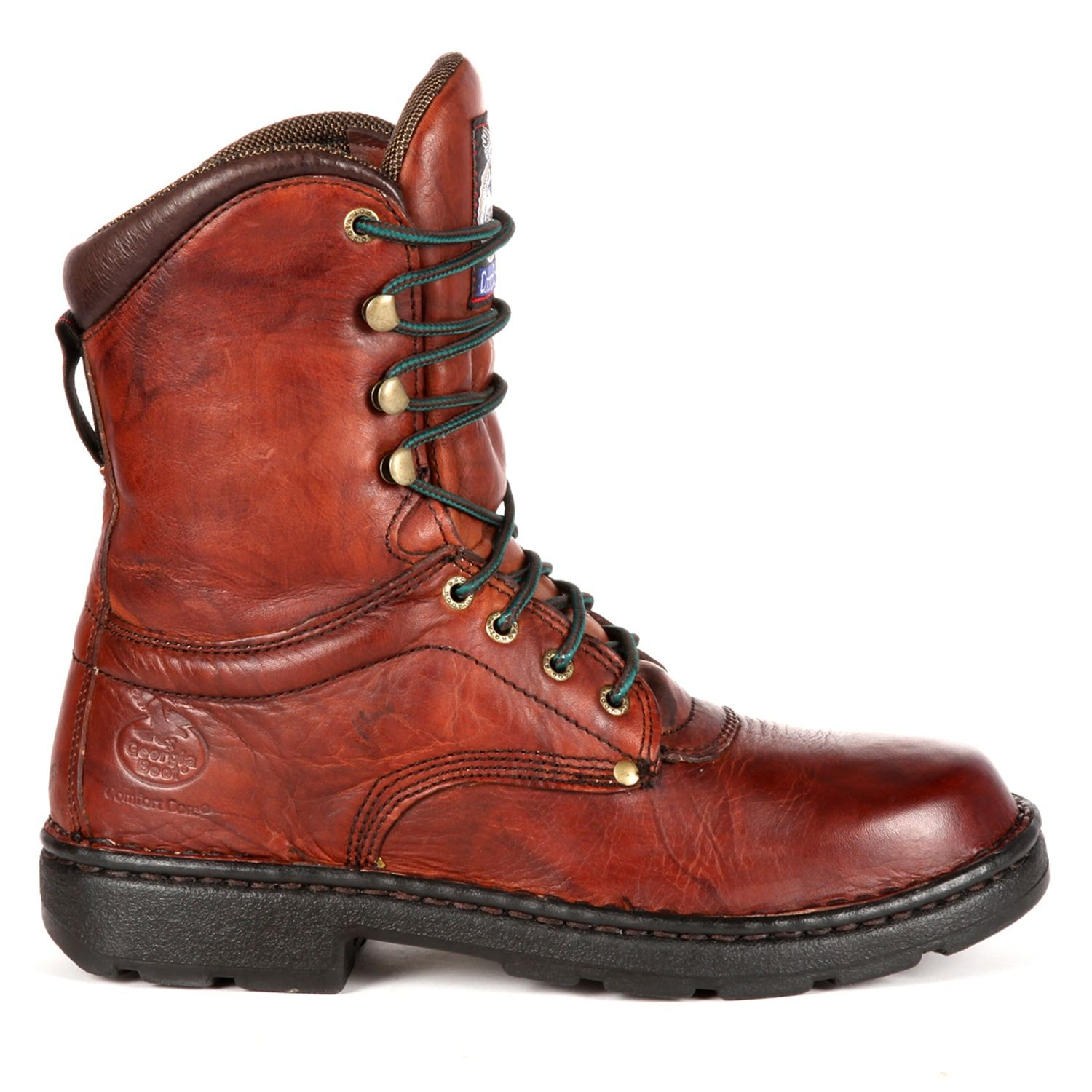 Georgia Boot Eagle Light Men S 8 In Work Boots Eagle Boot Georgia Light Work Boots Georgia Boots Boots