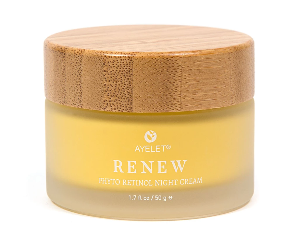 Backuchiol And Cacay Night Cream Retinol Alternatives Cream Facial Cream Rosehip Seed Oil