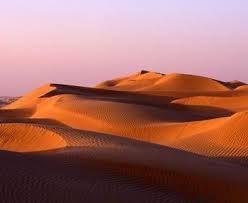 deserto classico, molto TERRA