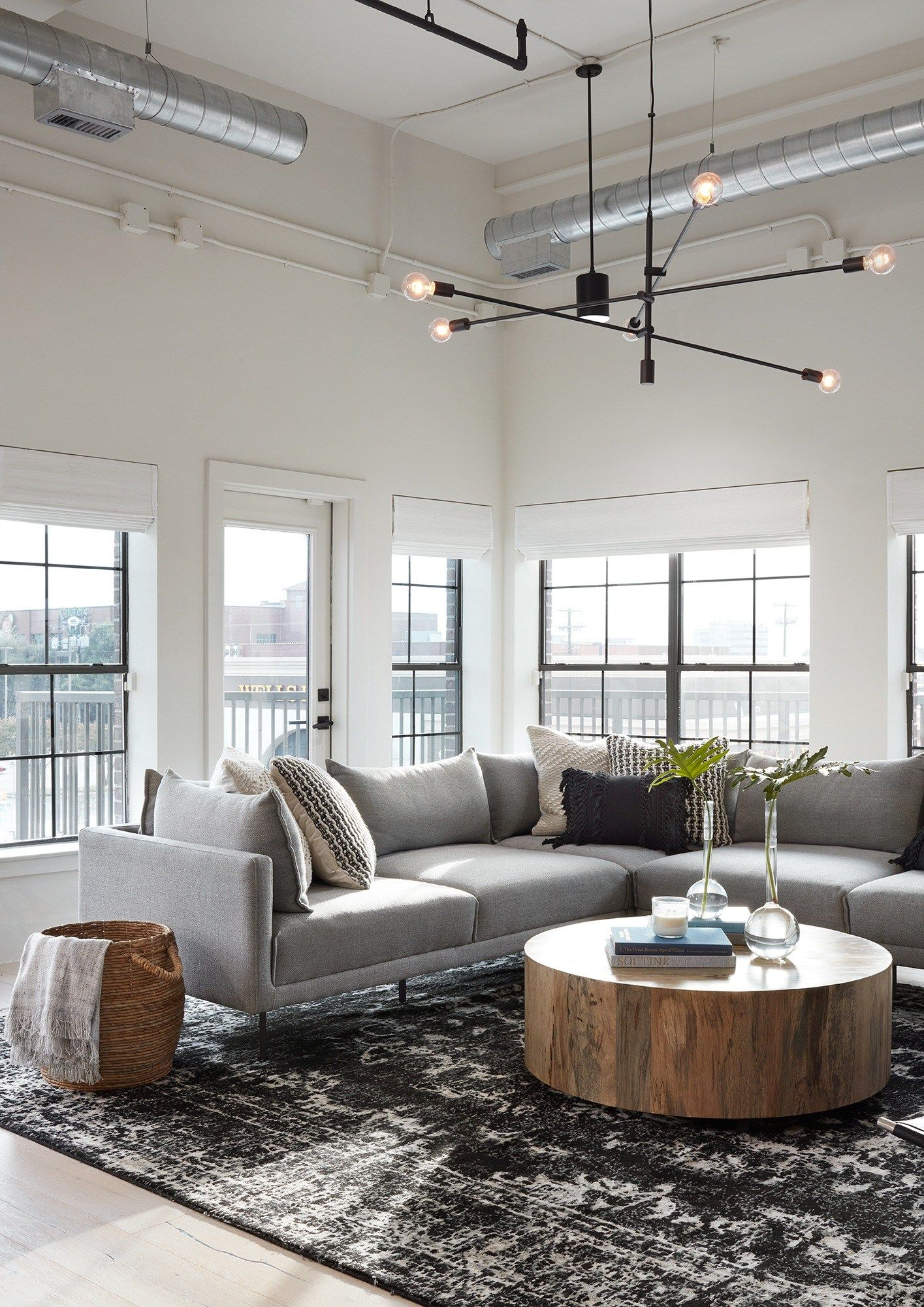 10 Best Living Rooms By Joanna Gaines | Joanna gaines ...