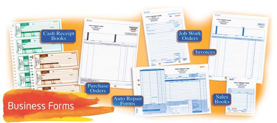 Adams Business Forms | Ledgers, Invoice Forms, & More | Forms ...