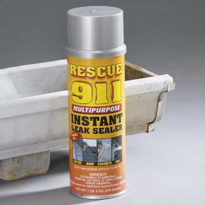 Instant Leak Sealer  $19.95  Eliminates Costly Repair Of Anything That Leaks  This Amazing Spray