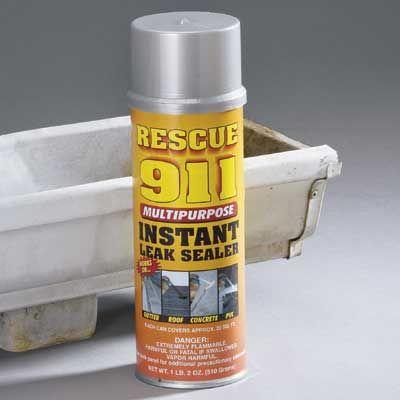 Instant Leak Sealer 19 95 Eliminates Costly Repair Of Anything That Leaks This Amazing Spray On Leak Sealer Adheres To Most Diy Plumbing Repair Home Repair