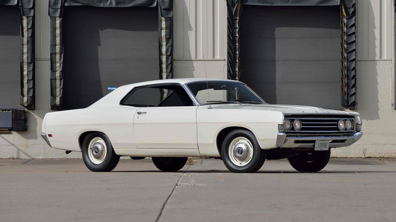 1969 Ford Torino F185 Kansas City 2016 In 2020 Ford Torino Ford Ford Fairlane