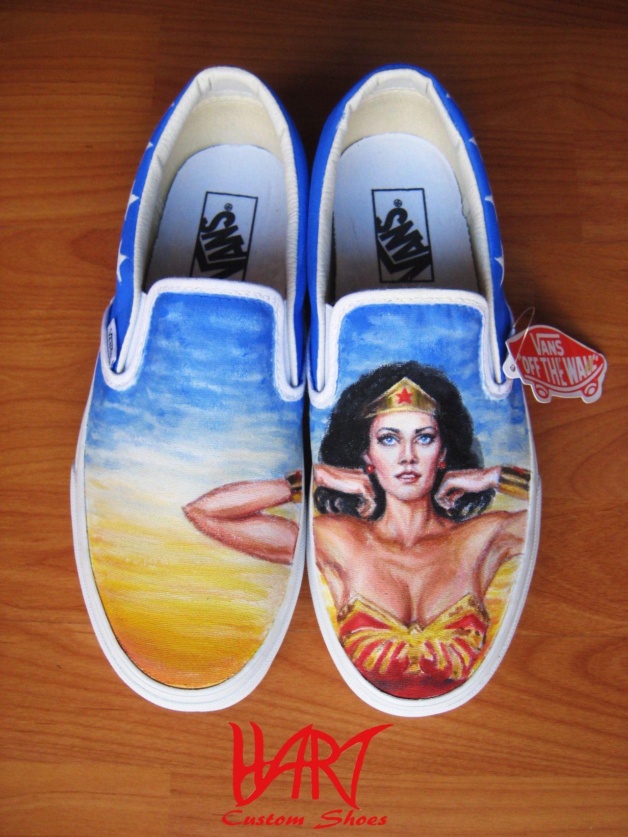 1931ca3f7c16c7 Wonder Woman Heels