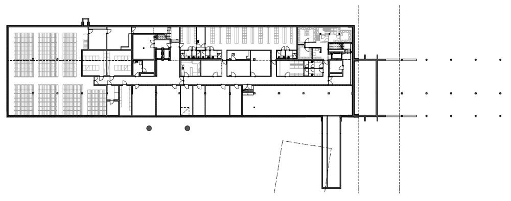 A Hybrid Timber Building System Office For Hydroelectric Power